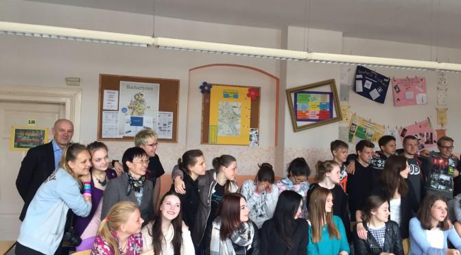 Tolle Tage mit Schülern aus Kasachstan