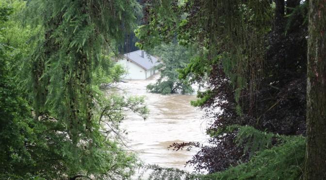 Mobiler Hochwasserschutz kann nicht warten