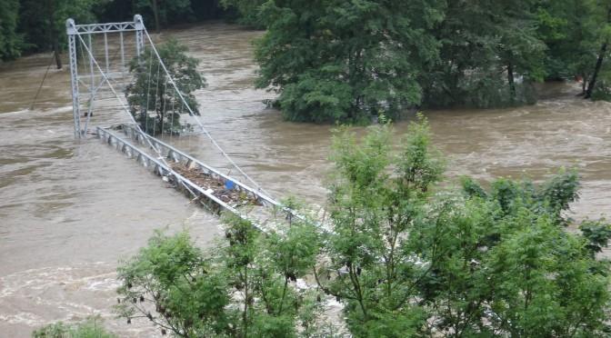 Hochwasserschutz für Grimma