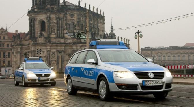 Personalveränderungen in der sächsischen Polizei