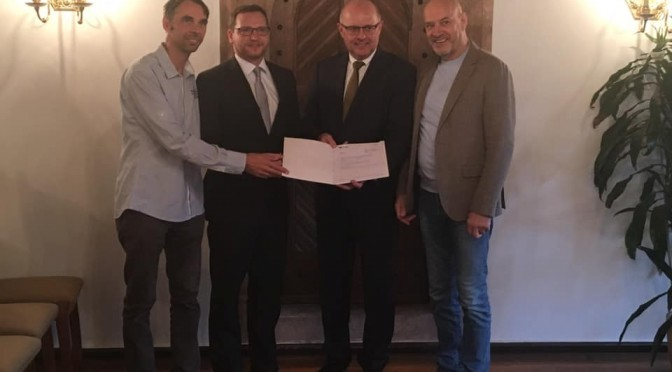Mehr als 116.000 Euro für soziale Stadtentwicklung in Colditz!