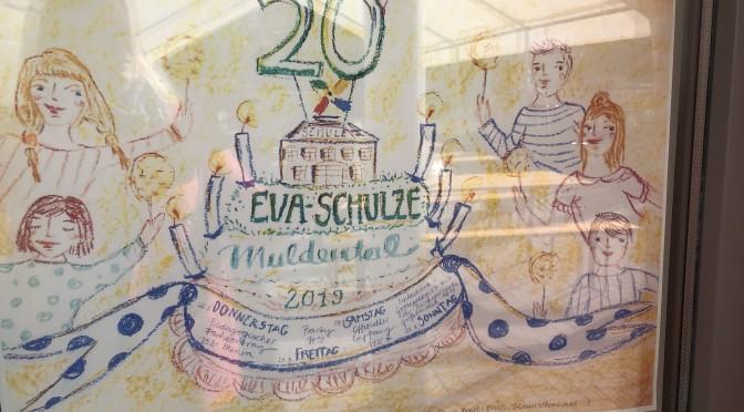 20 Jahre Evangelisches Schulzentrum Muldental
