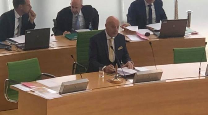 Rede zur Eröffnung des 7. Sächsischen Landtages am 1.10.2019